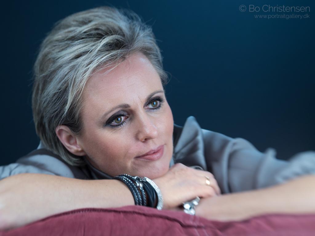 Model: Lisa Frandsen