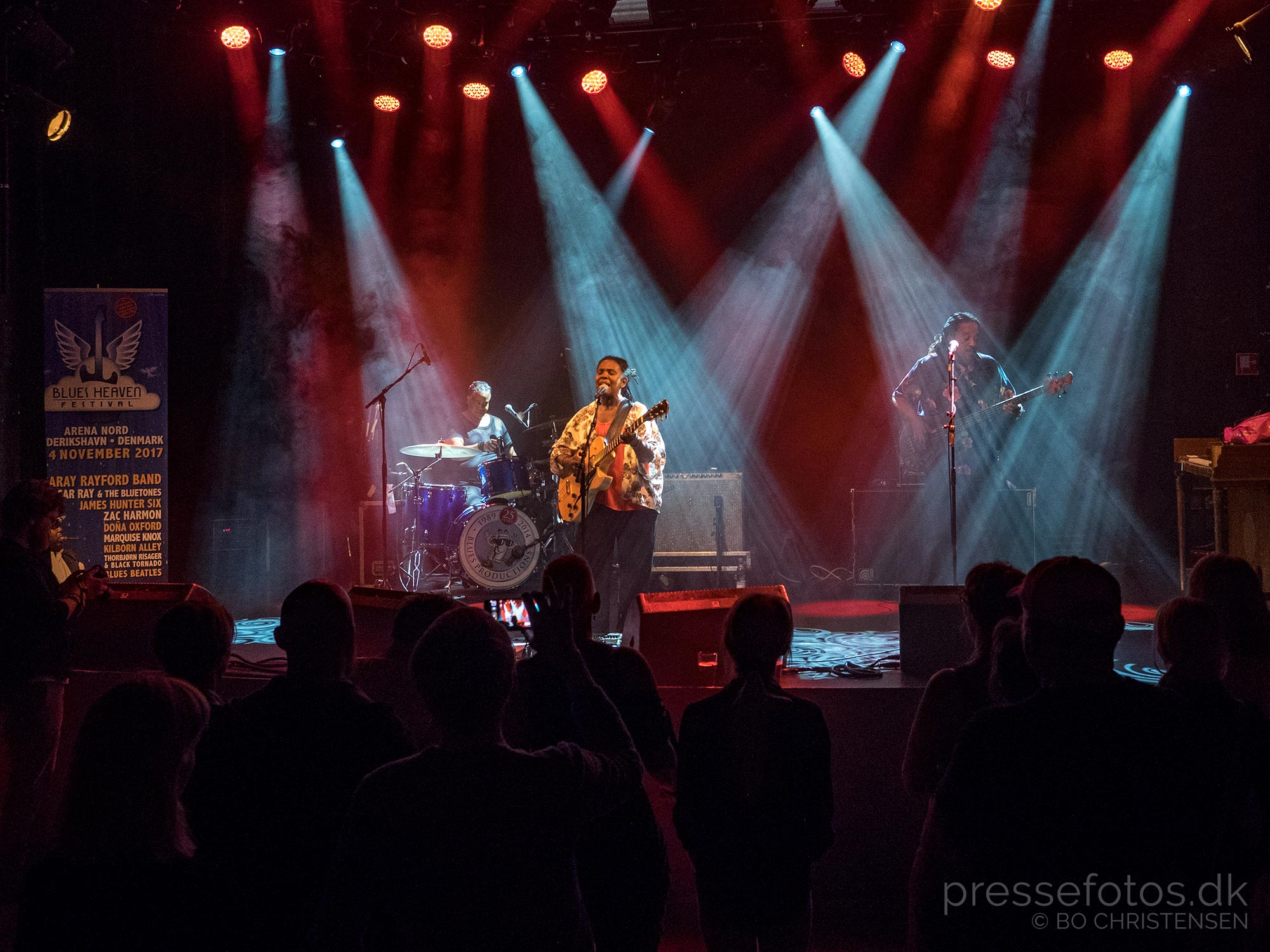 Ruthie Foster concert TRAIN