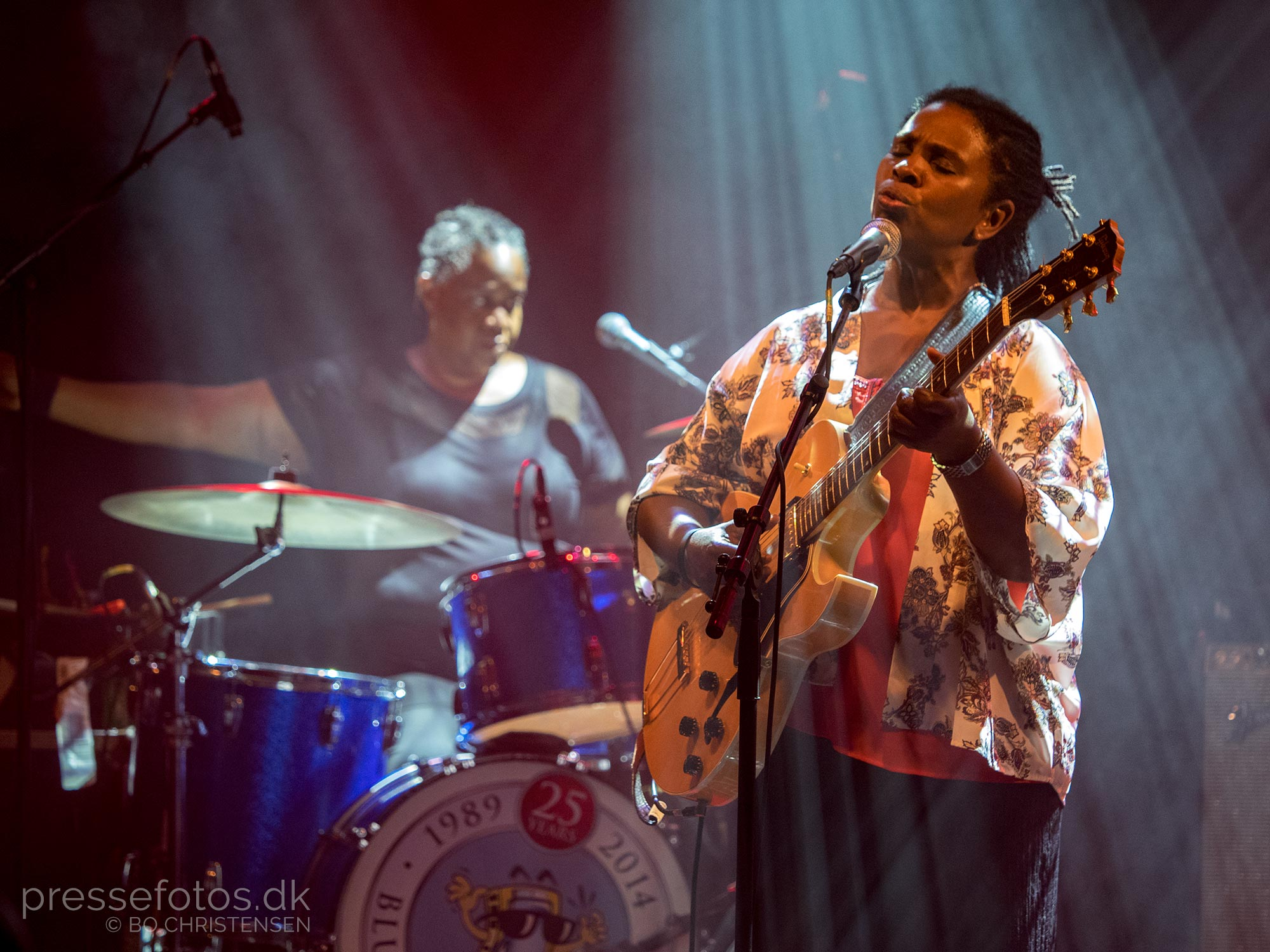 Ruthie Foster concert TRAIN