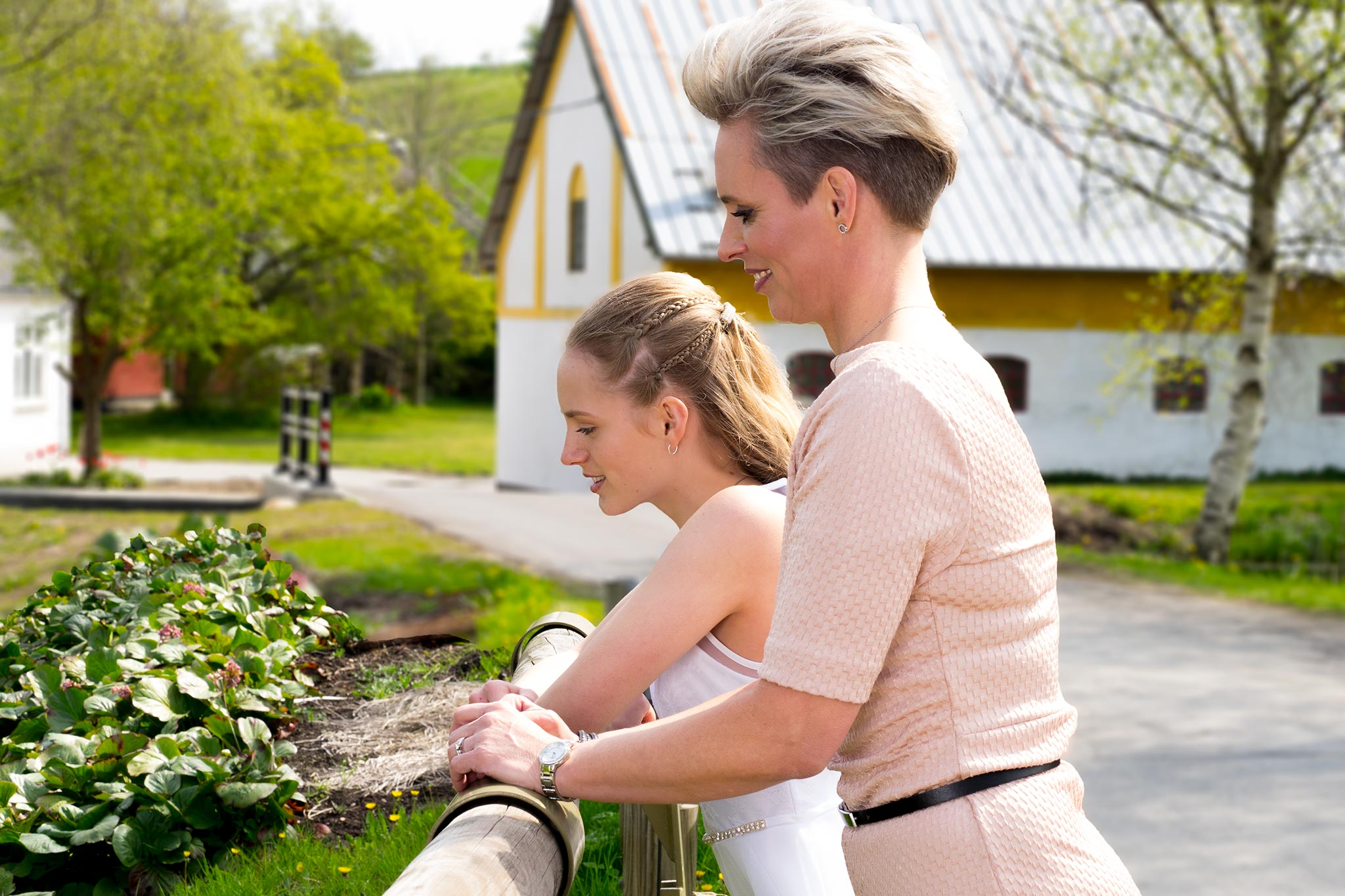 Anja Frandsen konfirmation 2017